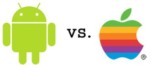 Battle of the super titans: Apple iOS vs. Google Android - who will reign superior