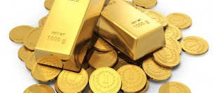 Report: Record amounts of gold and silver trading for bitcoin