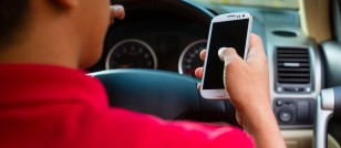 36 percent of licensed drivers in grades 10 to 12 admitted to texting while driving