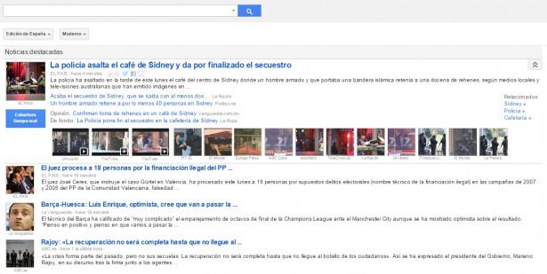 Spanish Newspapers Say Bring Google News Back Back!