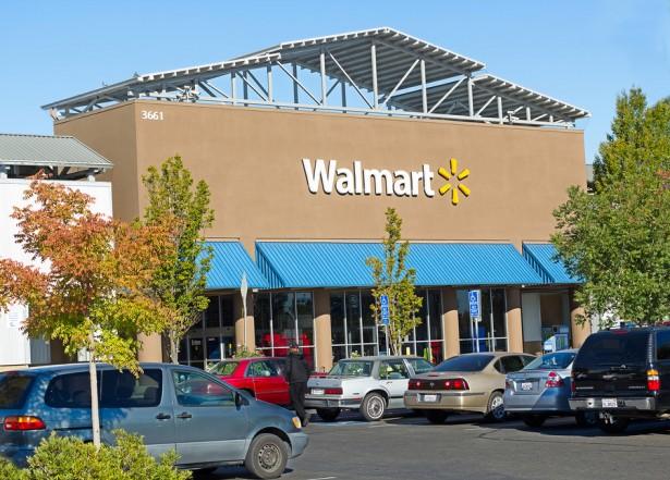Walmart raise