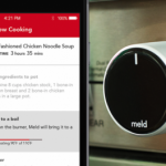 Smart Stove Knob 'Meld' Replaces Sous Chef